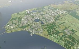 Almere-zicht-op-Almere